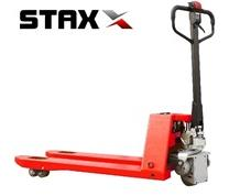 STAXX SEMI-ELECTRIC PALLET TRUCK